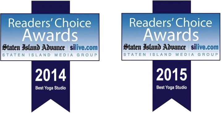 Reader's Choice Awards Best Yoga Studio